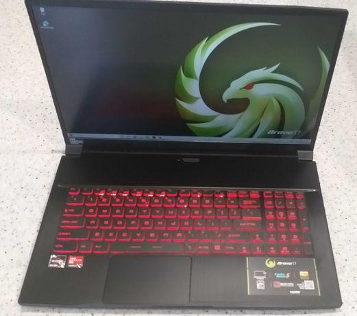 "Laptop MSI Bravo 17"" A4DDR-088PL - gamingowy # BDB # Gwarancja 2023r."