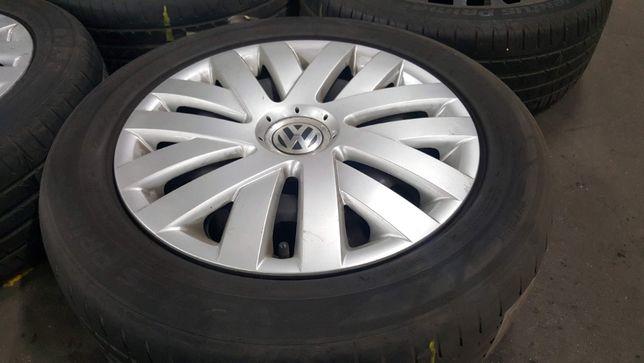 Koła Felgi 6,5Jx16 Kołpaki VW GOLF oryginał