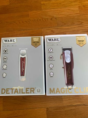 Wahl Magic Clip Cordeless