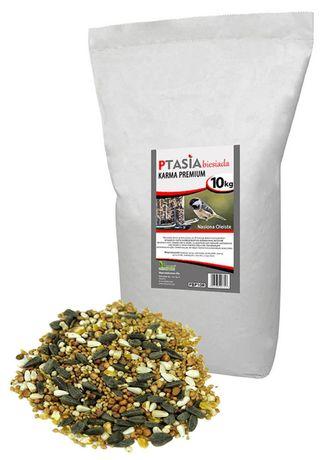 Karma dla ptaków 10kg PREMIUM nasiona oleiste