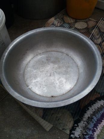 миска алюминиевая