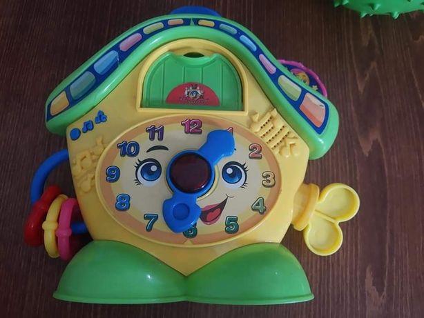 Часики игрушка говорящие