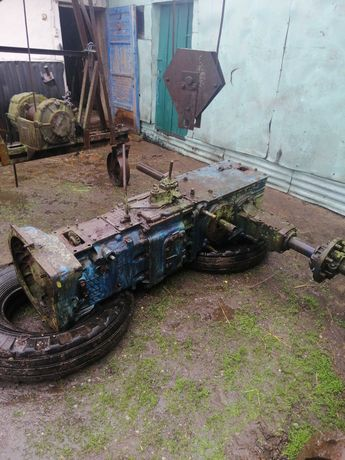 Продам транссмисию трактора мтз82