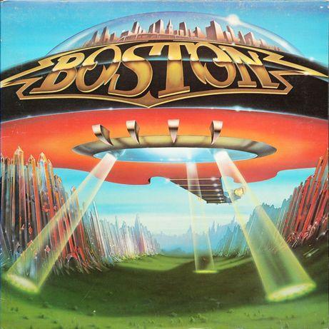 Boston - Don`t Look Back. Vinil.