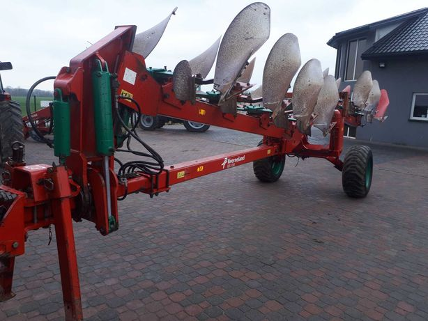 Pługi Kverneland RX100 , 7-mio skibowe, sprowadzone