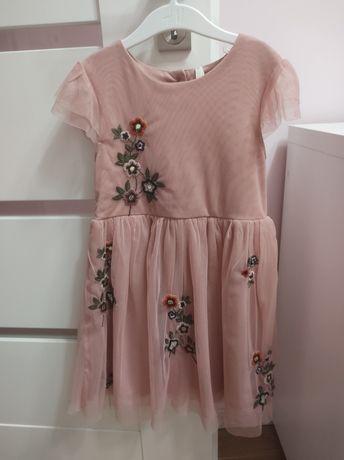 Sukienka rozmiar 122/128