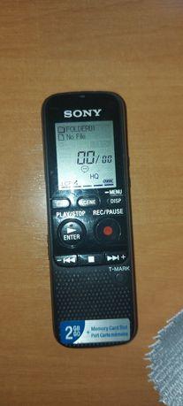 Dyktafon Sony 2GB