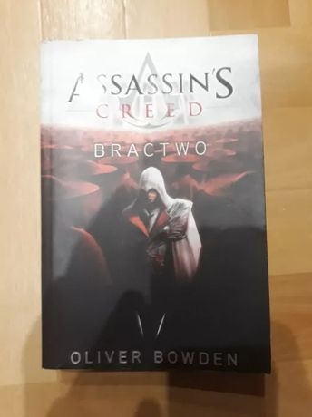 Książka Assassin's Creed Bractwo