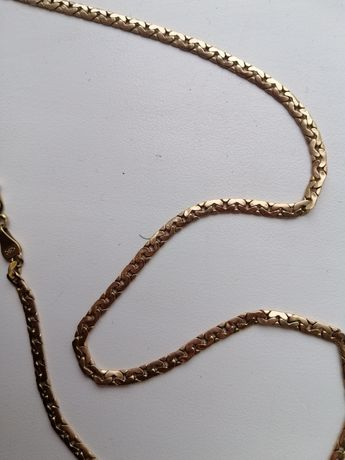 Золотая цепочка вес 4 грамма