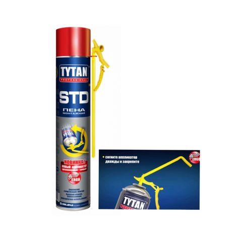Tytan 750 ml монтажна піна пена монтажная