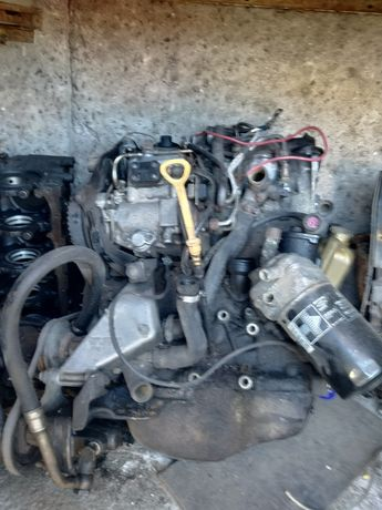 Audi 80 b4 1,9td двигатель