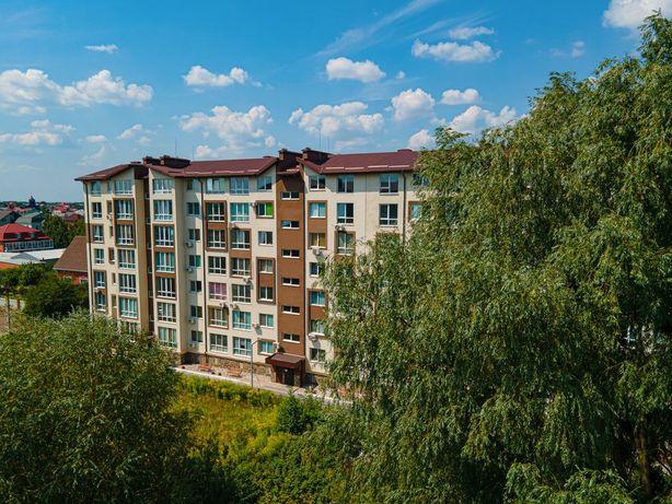 Просторная 1-комнатная квартира 40м2 в ЖК Спутник-Теремки, застройщик
