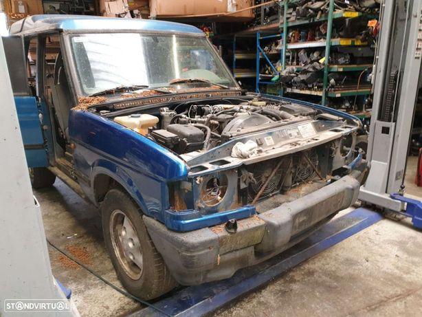 Land Rover Discovery 300tdi  peças usadas