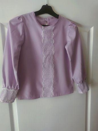 Блуза для девочки на 7-8 лет