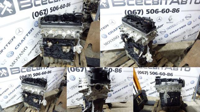Мотор Двигатель голый без навесного CKT 2.0 TDI VW CRAFTER 03L021AP