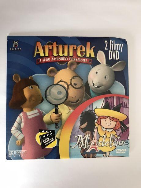 Dwie bajki dla dzieci CD