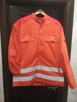 Рабочий бушлат, куртка с подкладкой. рабочая куртка. спецодежда. Роба