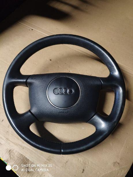 Kierownica z poduszką Audi A4 B6