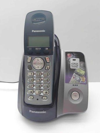 Телефон Panasonic KX-TCD215UA беспроводной с автоответчиком