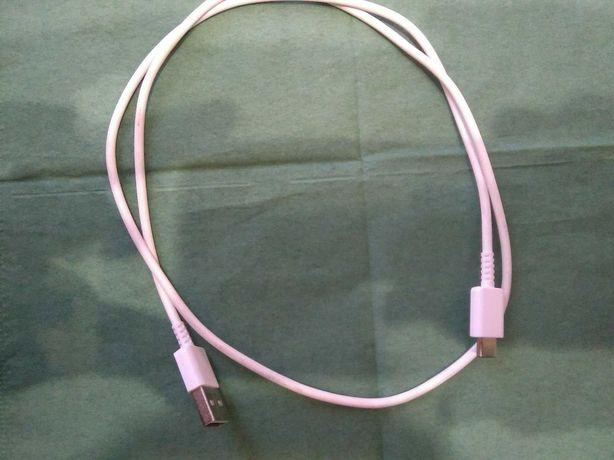 USB Type-C, оригінальний кабель від телефона Samsung M31s.