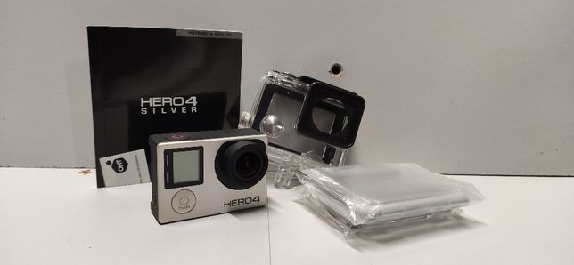 GoPro Hero 4 Silver Edition FullHD 60FPS