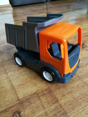 Pierwszy samochód, ciężarówka, wywrotka, jak nowy