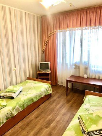 Посуточно комнаты м. Святошино, Нивки, Отрадный, Борщаговка