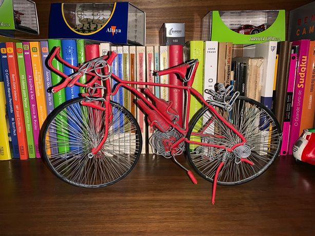 Bicicleta Arame - Artesanato Moçambique