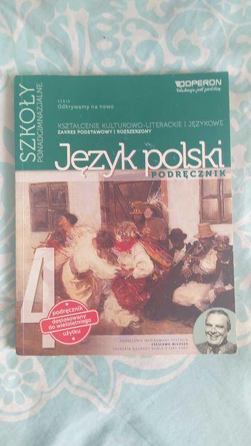 Podręcznik do języka polskiego 4