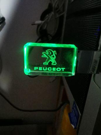 """Pen memória """"Peugeot """" 64GB"""