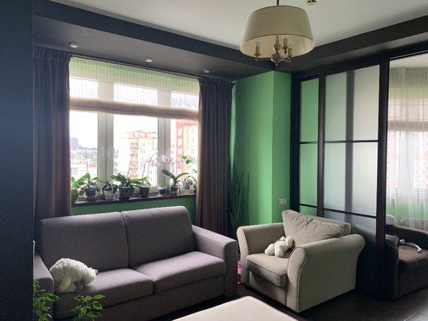 Продам 2х(3х)комнатная, без комиссии для покупателя, современный диза