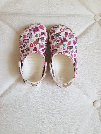 Фирменные Кроксы, сандали,босоножки