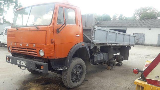 Камаз-самоскид-С 55102,1988 р.в.