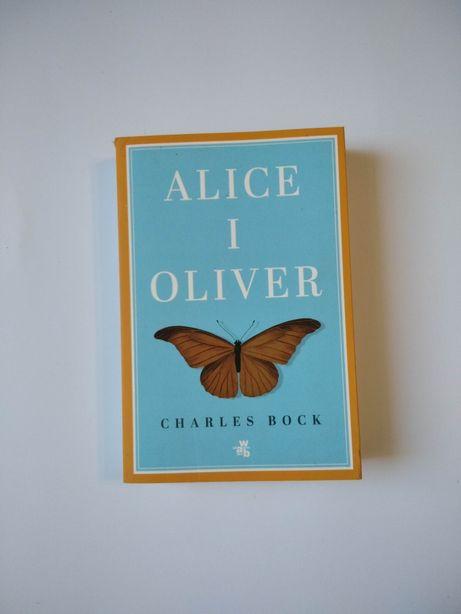 NOWA Alice i Oliver Charles Bock książka powieść G40