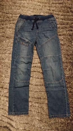 Jeansy chłopięce Reserved 158cm