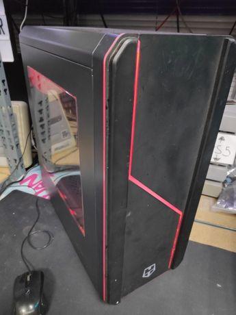 Computador Intel i5, 8gb DDR4, 240gb SSD, nox hummer