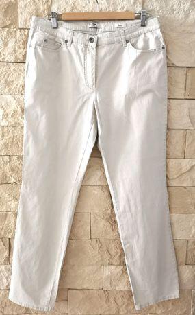 Gerry Weber Edition r. 42 Romy jasne spodnie beżowe