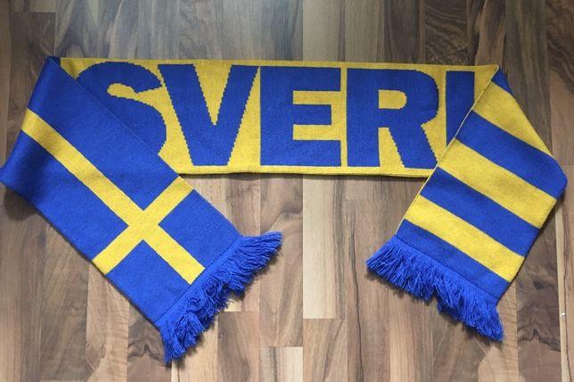 Шарф сборной Швеции 2012
