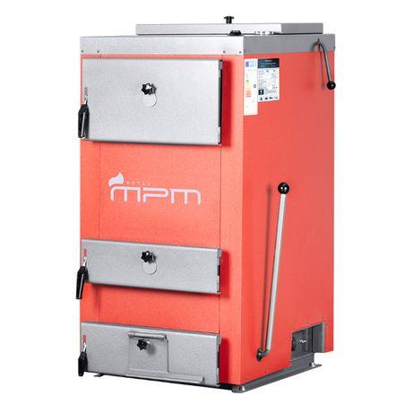 Kocioł, piec MPM DS II - 5 klasa - Ecodesign - zasypowy / tradycyjny