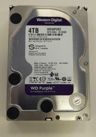 Dysk do systemu monitoringu WD Purple 4TB