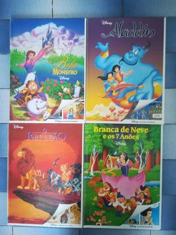 Colecção Disney banda desenhada
