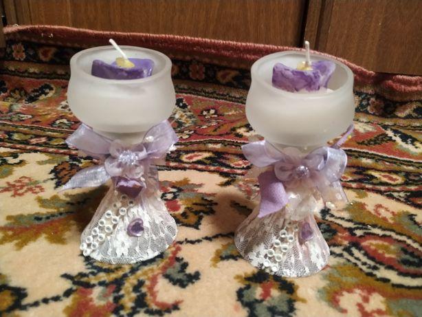 Свечи сувенирные