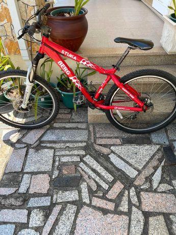 Bicicleta Berg stuka, roda 26 em bom estado