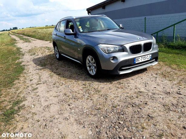 BMW X1 autko w pełni jezdne 2,0 d xDrive 177KM