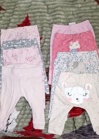 Пакет вещей на девочку 3-6 міс, одежда для девочки, одяг для дівчинки