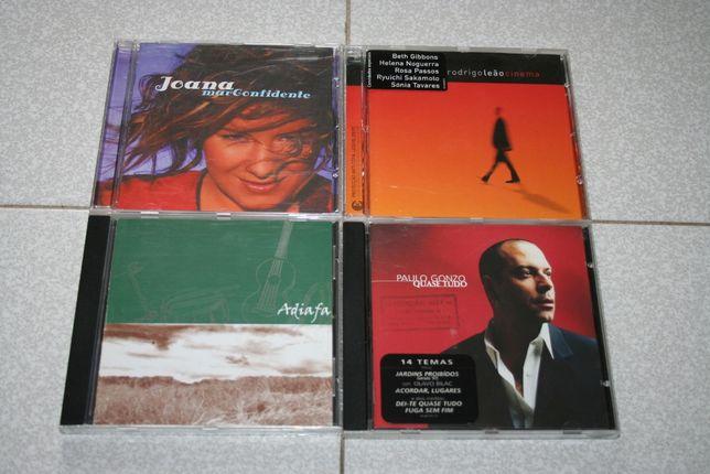 Música Portuguesa CD Ligeira