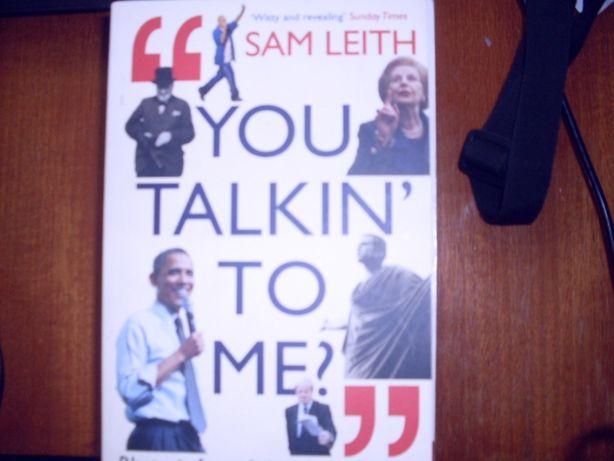 """You talkin' to me? Rhetoric from Aristotle to Obama"""
