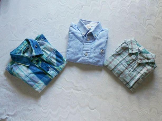 2 camisas de marca c/ oferta de portes