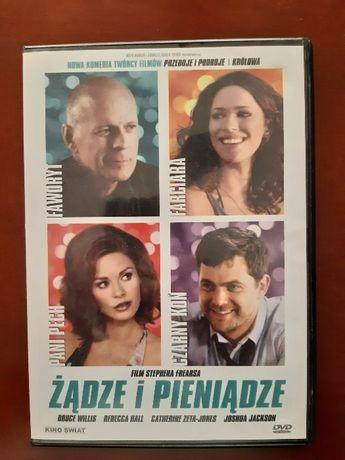 Żądze i Pieniądze Film DVD Bruce Willis Catherine Zeta-Jones
