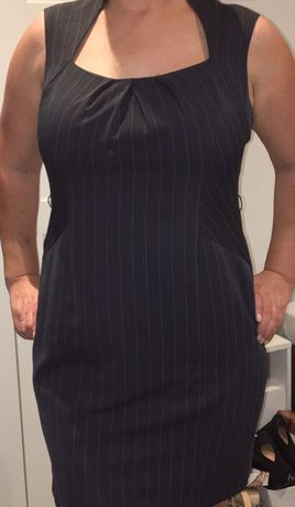 Evie- Sukienka damska - rozmiar 42